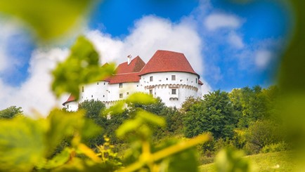 Castle Veliki tabor Croatia - filming locations in Europe